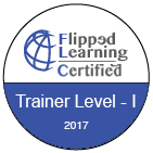 Flipped Learning Training Certified-Level I badge