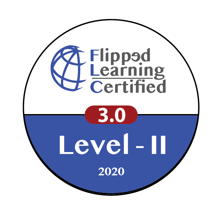 Flipped Learning Certificate Level II
